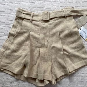 Brand New Flared Shorts